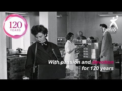 Tamro 120 years #tamro120v