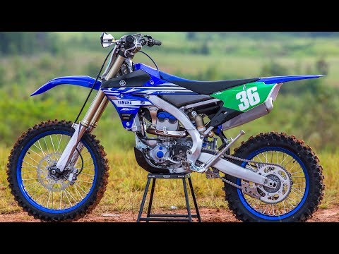 First Ride 2019 Yamaha YZ250FX - Motocross Action Magazine