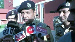 IGP Jammu Visits Rajouri, Takes Stock Of Situations