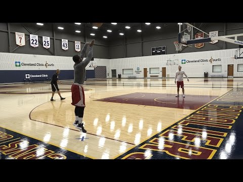 Kay Felder 3-Point Shooting Drill