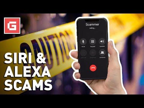 Don't Use Siri or Alexa to Make a Call!