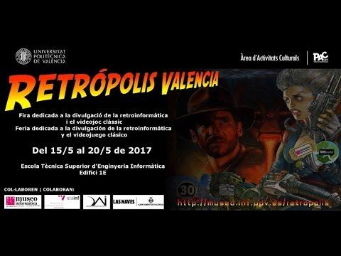 RETROPOLIS 2017 Valencia