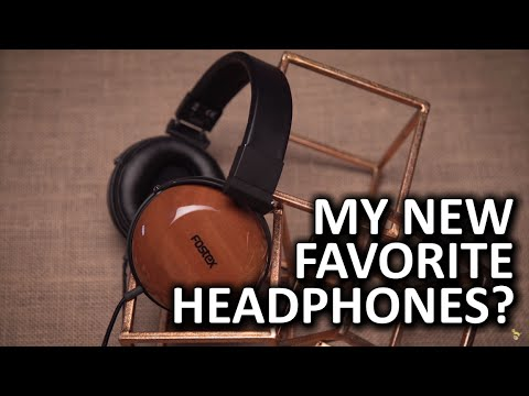 Fostex x Massdrop TH-X00 - My new favorite headphones!?
