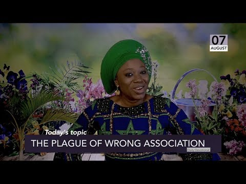 Dr Becky Paul-Enenche - SEEDS OF DESTINY  WEDNESDAY 7TH AUGUST, 2019