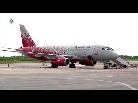Первые рейсы из Сыктывкара в турецкую Анталью отправятся 3 июля