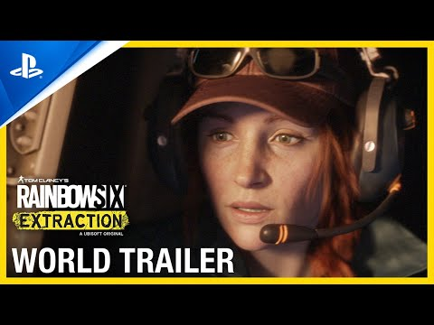 Rainbow Six Extraction - PlayStation Showcase 2021: Story Trailer | PS5, PS4