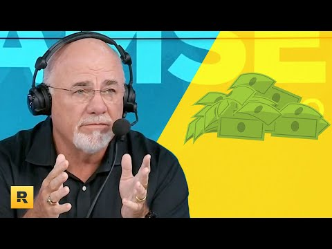 What You Think About Prosperity Is Wrong! - Dave Ramsey Rant