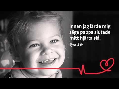 Hjälp tusen barnhjärtan slå! (45 sek)