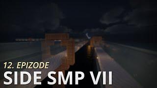Side SMP VII #12 - VASARAS PAUZE BEIGUSIES (Minecraft latviski)