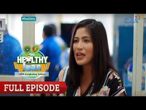 The Healthy Juan: Paano mapananatili ang kaligtasan sa kalsada? | Full Episode 9