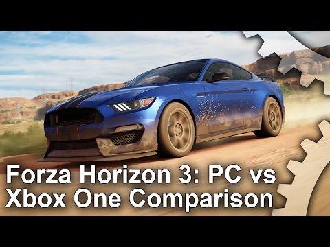 Forza Horizon 3 PC vs Xbox One Graphics Comparison + Analysis - UC9PBzalIcEQCsiIkq36PyUA