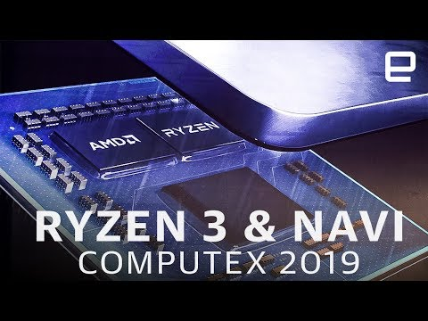 AMD's Ryzen 3rd generation and Navi chips will blow up the processor market - UC-6OW5aJYBFM33zXQlBKPNA