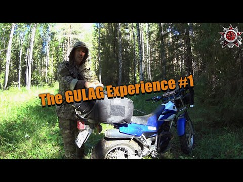 Why I Dirt Bike Alone In The Wilderness   3-Day Solo Trip To An Old GULAG Prison Camp