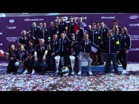 Renault e-dams Formula E champion 2016-2017 | Renault Sport