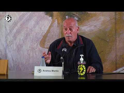 Vidéo de Andreu Martín