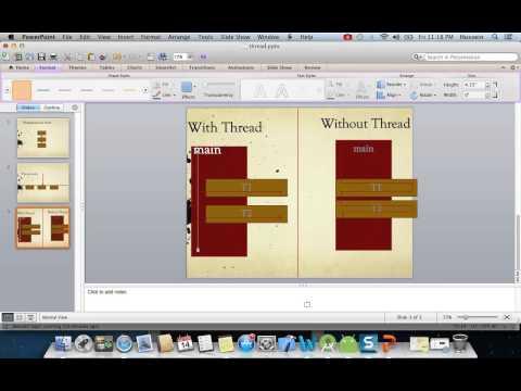 Thread  المعالجة المتوازية الجزء الأول  | android دورة اندرويد 38