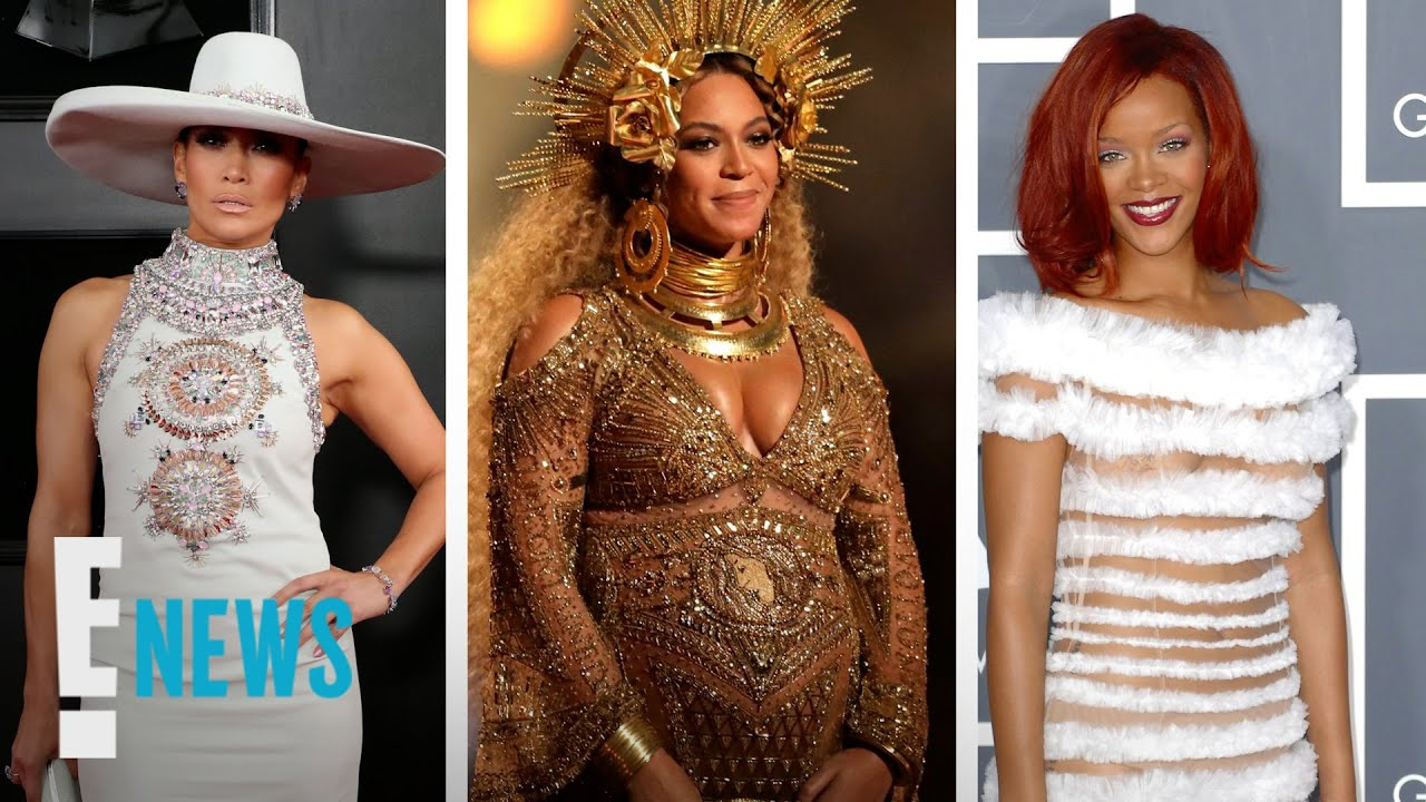 Fierce Grammy Fashion Looks From the Past 10 Years!   E! News