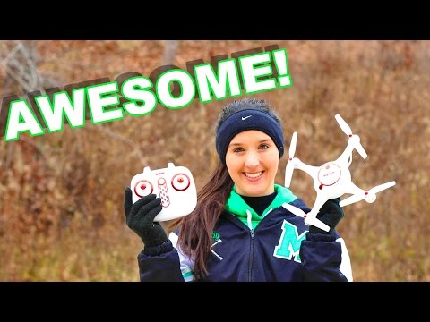 Amazing Camera Drone For Beginners - SYMA X5UC Remote Control Quadcopter - TheRcSaylors - UCYWhRC3xtD_acDIZdr53huA