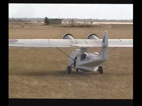 World's Largest RC Catalina Flying Boat Built By Stephen Thomas - UCb0-lyXzczviJHQOtfSrG-A