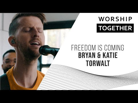 Freedom is Coming // Bryan and Katie Torwalt // New Song Cafe