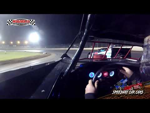 Winner #4 Kyle Beck - 602 Sportsman Late Model Last Chance Feature - Magnolia Motor Speedway 5-29-21 - dirt track racing video image