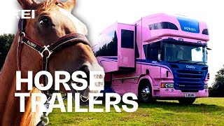 Travelling with horses - How to build a horse trailer | Equestrian World