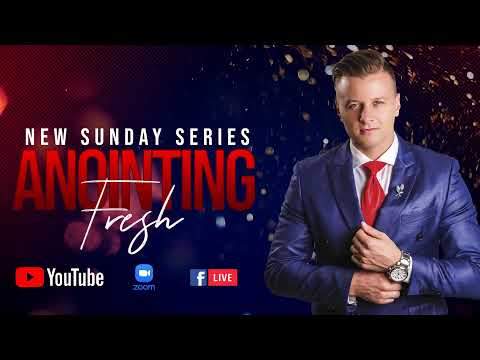 FRESH END TIME ANOINTING PART 5