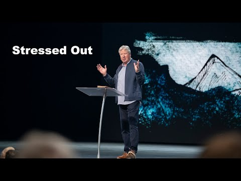 Gateway Church Live  Stressed Out by Pastor Robert  October 25