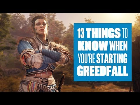 13 Things To Know When Starting GreedFall - UCciKycgzURdymx-GRSY2_dA