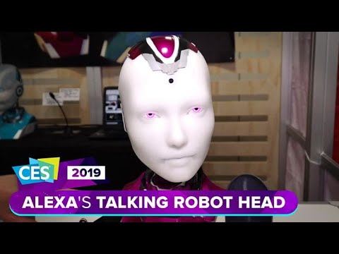 Alexa gets a robotic talking head at CES 2019 - UCOmcA3f_RrH6b9NmcNa4tdg