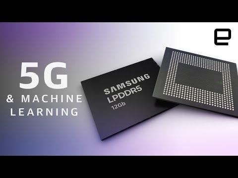 Samsung's next-gen RAM is built for 5G and AI - UC-6OW5aJYBFM33zXQlBKPNA
