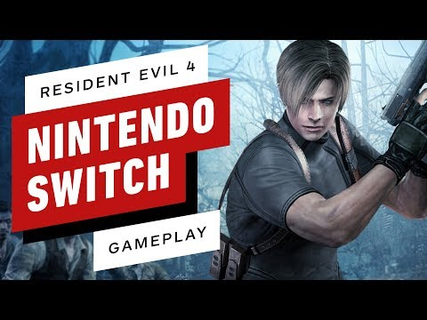 The First 14 Minutes of Resident Evil 4 on Nintendo Switch - Gameplay - UCKy1dAqELo0zrOtPkf0eTMw
