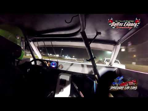 #32A Richard Adams - Pure Stock - 7-2-2021 Dallas County Speedway - In Car Camera - dirt track racing video image
