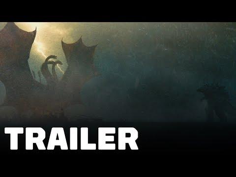 Godzilla: King of the Monsters - Official Trailer 2 (2019) - UCKy1dAqELo0zrOtPkf0eTMw