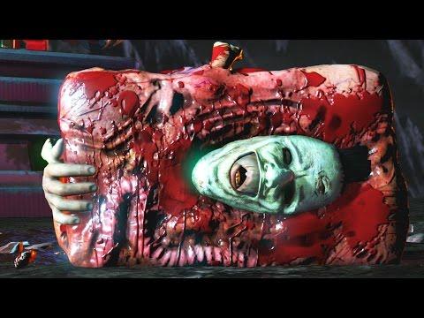 Mortal Kombat XL - All Fatalities On Leatherface - UCCL2L8iiosx6nail_QDQEdQ