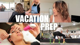 EVERYTHING I DID TO PREPARE FOR MY CABO VACATION! | Marie Jay