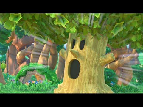 Kirby: Star Allies Gameplay - Whispy Woods Boss Fight - UCKy1dAqELo0zrOtPkf0eTMw