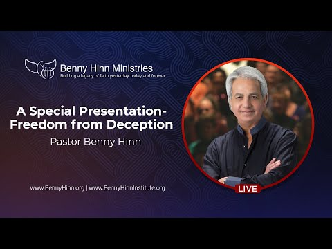 A Special Presentation- Freedom from Deception