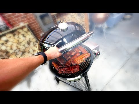 WEBER SUMMIT CHARCOAL  --  REVIEW and TEST - UC_kARM8MBLDBxZQuZeYYQdQ