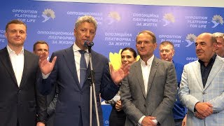 Kremlin-friendly Opposition Platform becomes second largest party in parliament