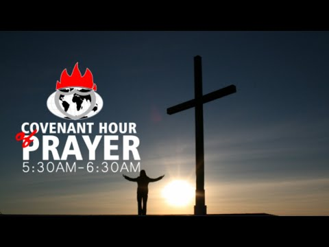DOMI STREAM: COVENANT HOUR OF PRAYER  17, JULY 2021  FAITH TABERNACLE