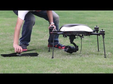 Hikvision Falcon Series Drone - UCAt5uHvm5r71kxgm3SYyoPw