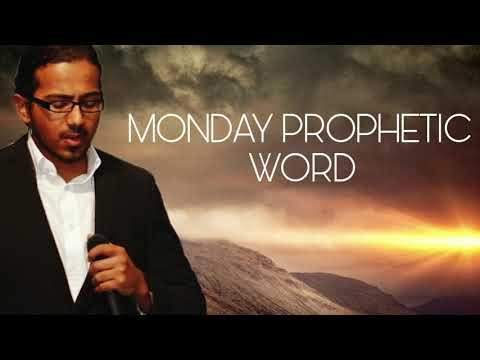 YOU WILL MAKE IT THROUGH, Monday Prophetic Word 13 January 2020