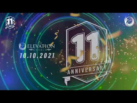 The Elevation Church Broadcast R.A.W Praise 10th October 2021