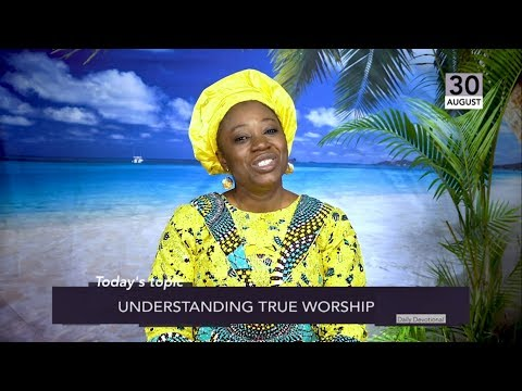 Dr Becky Paul-Enenche - SEEDS OF DESTINY  FRIDAY 30TH AUGUST, 2019