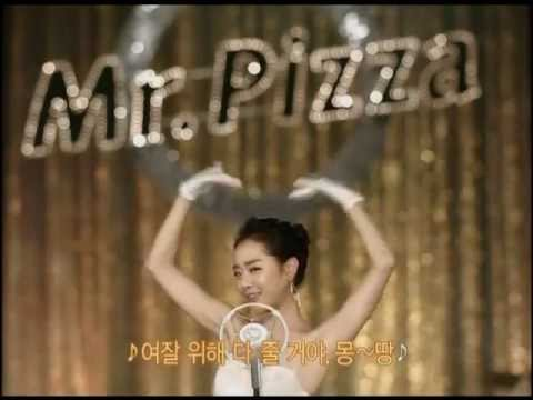 Mr. Pizza Gesal Montand CF