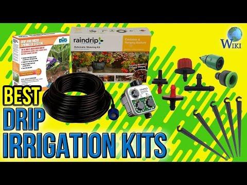 7 Best Drip Irrigation Kits 2017 - UCXAHpX2xDhmjqtA-ANgsGmw