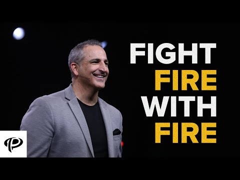Fight Fire With Fire  Pastor Michael Turner