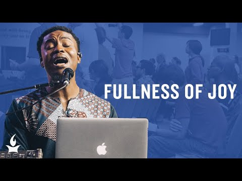Fullness of Joy -- The Prayer Room Live Moment
