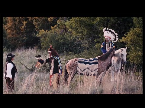 Kiowa Awakening--the Jesus Road